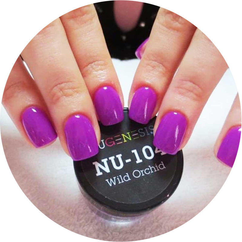 Nugenesis Dipping - NU 104 Wild Orchid