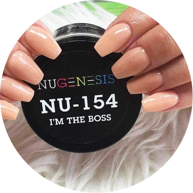 Nugenesis Dipping - NU 154 I'm The Boss