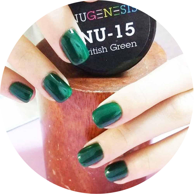Nugenesis Dipping - NU 015 British Green