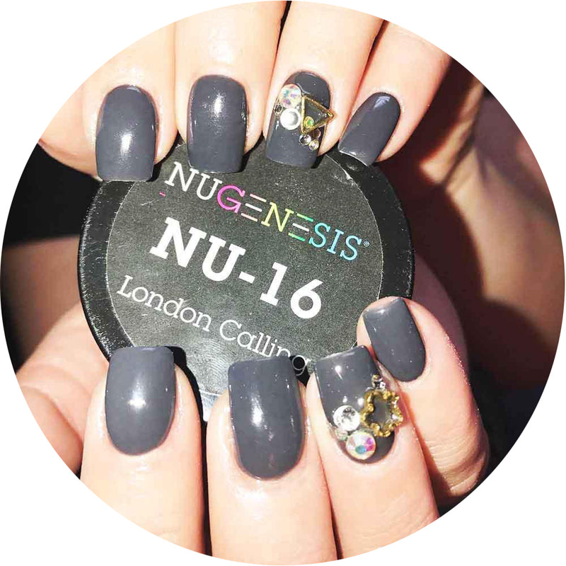 Nugenesis Dipping - NU 016 London Calling