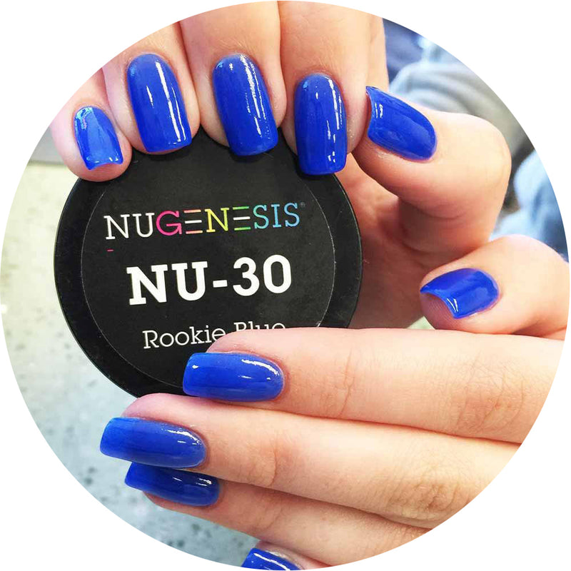 Nugenesis Dipping - NU 030 Rookie Blue
