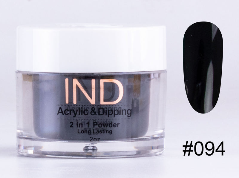 IND 2 In 1 Dip Acrylic Powder 2 Ounces -
