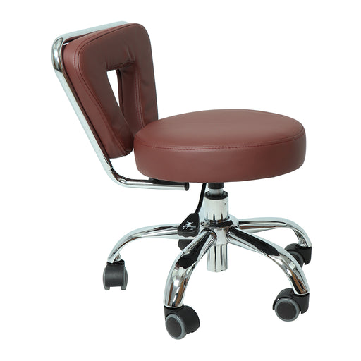 GTP Stool Pedicure 12 - Burgundy