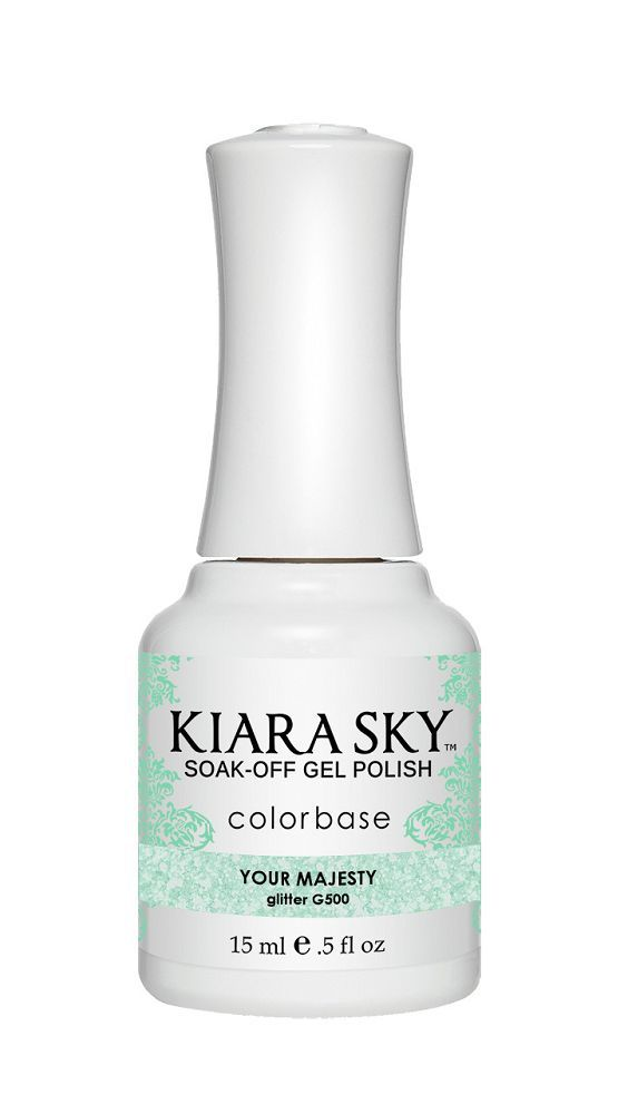 KIARA SKY GEL + MATCHING LACQUER (DUO) - G500 Your Majesty