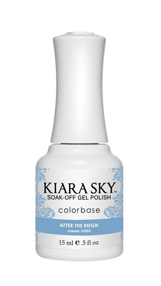 KIARA SKY GEL + MATCHING LACQUER (DUO) - G535 After The Reign