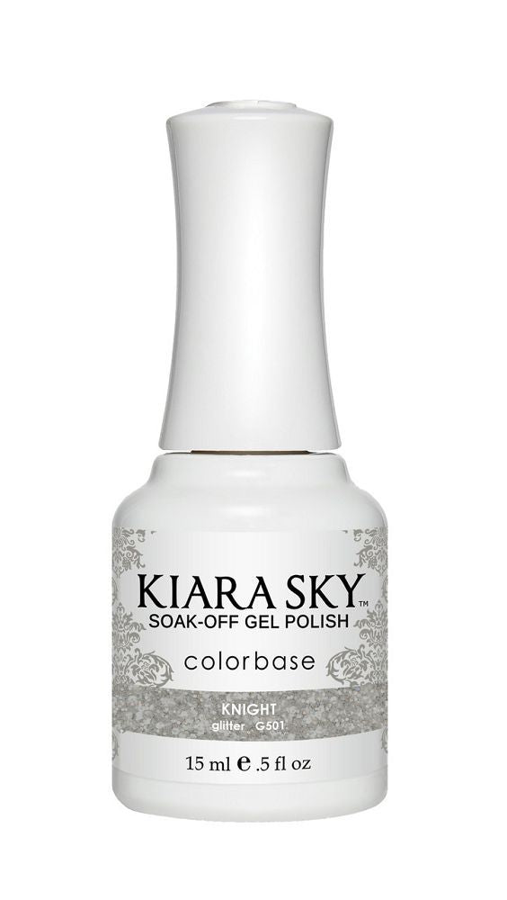 KIARA SKY GEL + MATCHING LACQUER (DUO) - G501 Knight
