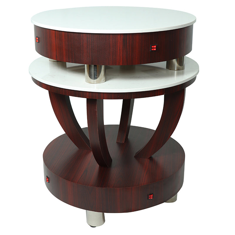 Nail Dryer Table - D021 Round