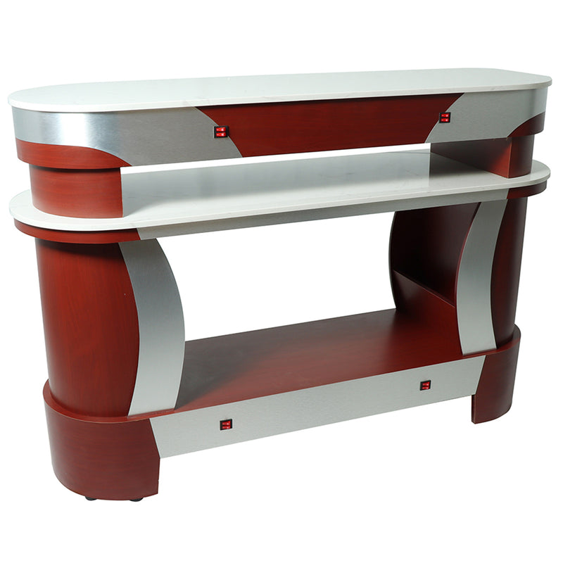 Nail Dryer Table - DA18 Oval