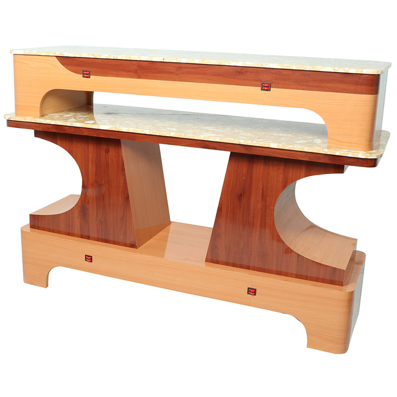Nail Dryer Table - D04 Rectangle