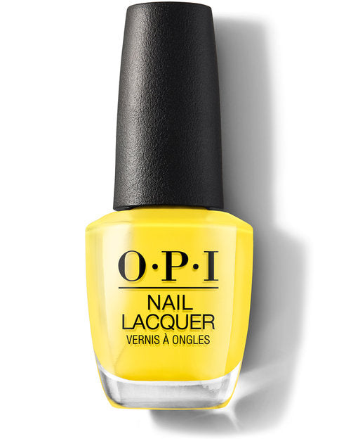 OPI Nail Polish - F91 Exotic Birds Do Not Tweet