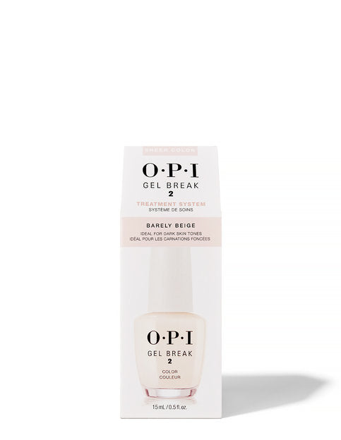 OPI Gel Break - Barely Beige 15ml