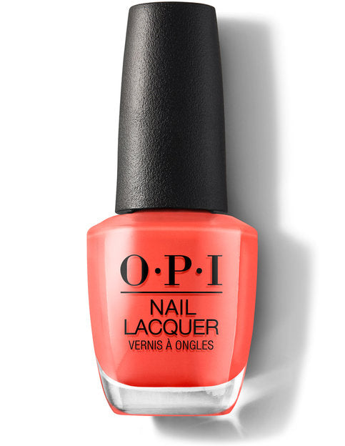 OPI Nail Polish - F81 Living On the Bula-vard!