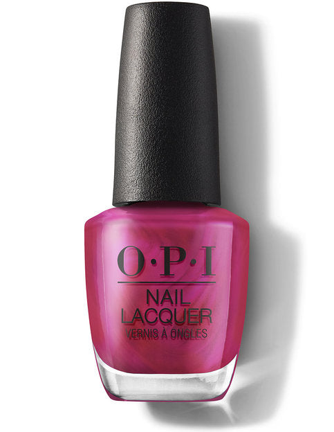 OPI Nail Polish HOLIDAY 2020 SHINE BRIGHT - HR M07 Merry in Cranberry
