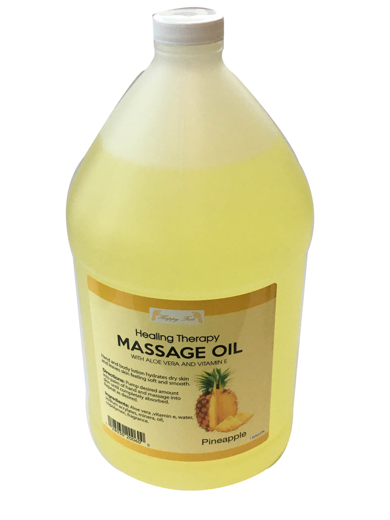 Happy Feet Massage Oil - Pineapple