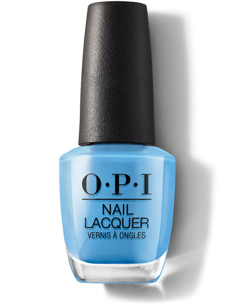 OPI Nail Polish - B83 No Room for the Blues