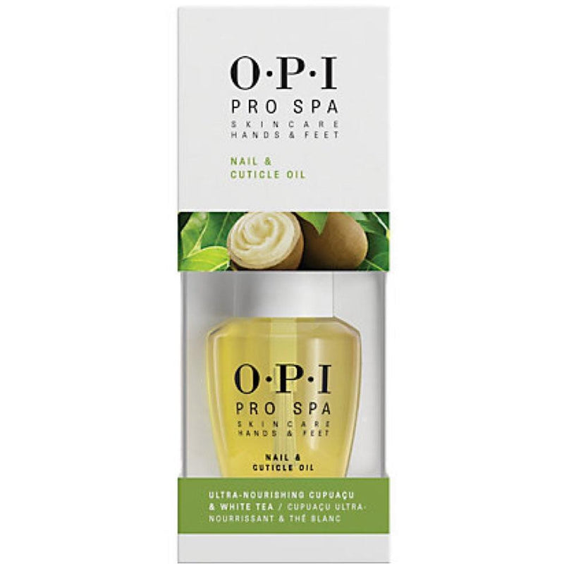 OPI ProSpa Collection, Manicure Nail & Cuticle Oil 0.5 oz