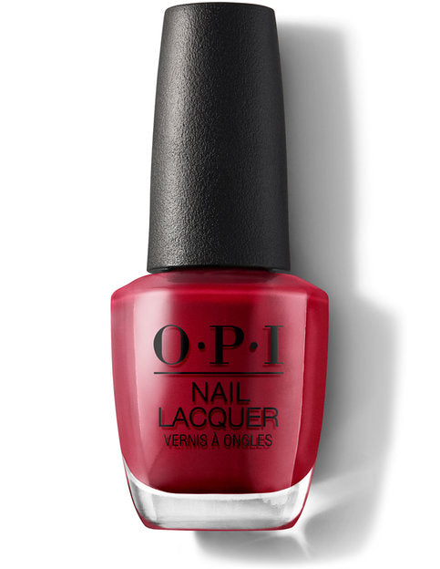 OPI Nail Polish - L72 OPI Red
