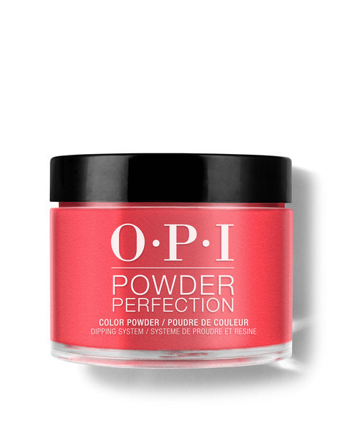 OPI Dipping Color Powders # DPA70 Red Hot Rio