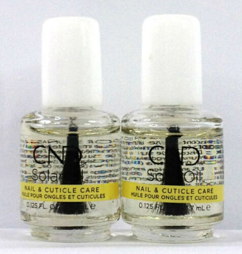 CND Nail and Cuticle Mini Solar Oil  0.125 oz