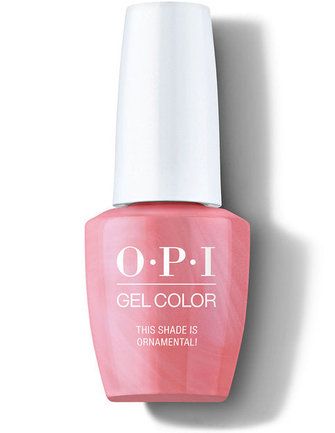 OPI Gel Color HOLIDAY 2020 SHINE BRIGHT - HP M03 This Shade Is Ornament