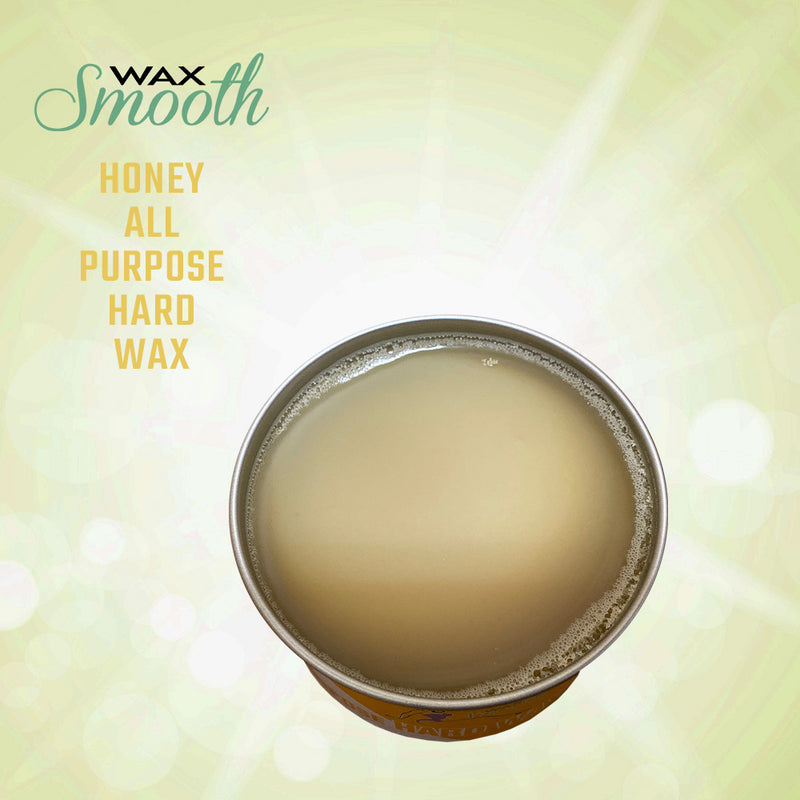 Wax Smooth Honey All Purpose Hard Wax 14 oz