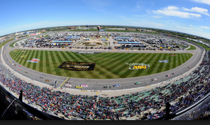 Auction: NASCAR Kansas Speedway Tickets