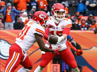 Auction: (2) Two Tickets & Two Round Trip Southwest Flights to the Chiefs v. Bears in Chicago