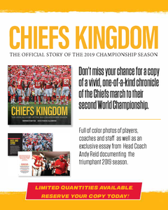 Chiefs Kingdom Book (Pre-Order)