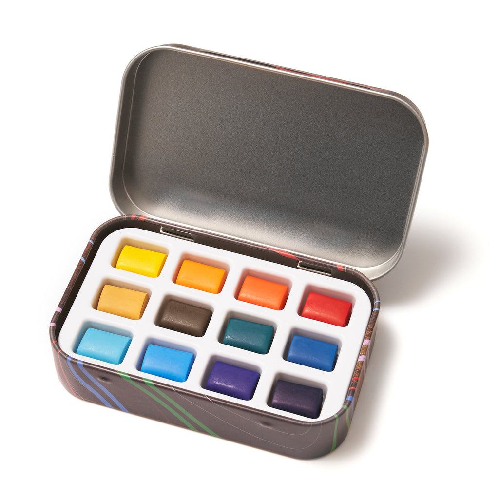 ESSENTIAL Palette Oil Paint Set - 8 (1.52 fl oz) Tubes