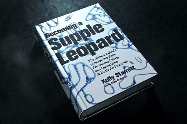 Idée cadeau CrossFit livre Becoming a Supple Leopard