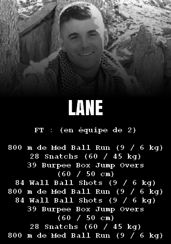 WOD Team Crossfit Lane
