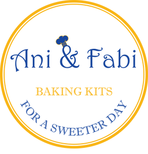 Ani & Fabi (ani and fabi) - baking kits - logo