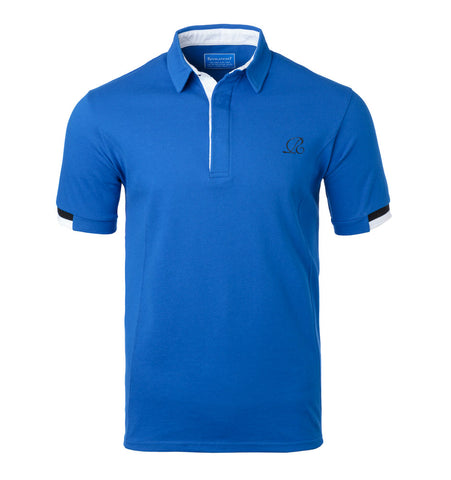 Blue Sport Polo (OUT OF STOCK)