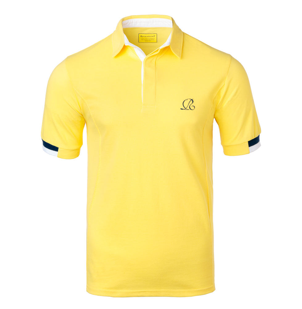 Yellow Sport Polo
