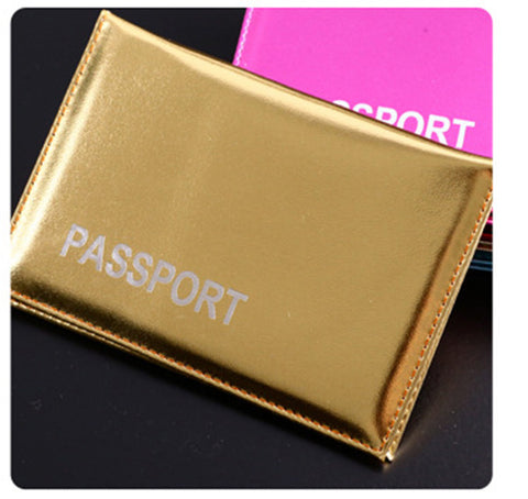 Be Golden Passport Holder