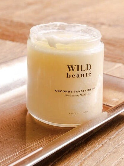 Coconut Tangerine Melt - (Hair and Body Moisturizer) - Wild Beaute