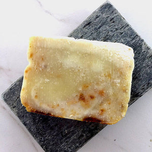Organic Oatmeal and Honey Soap - Wild Beaute