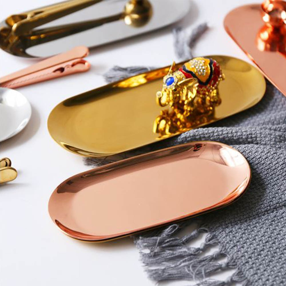 Nordic Metal plates for organizing your makeup - Wild Beaute