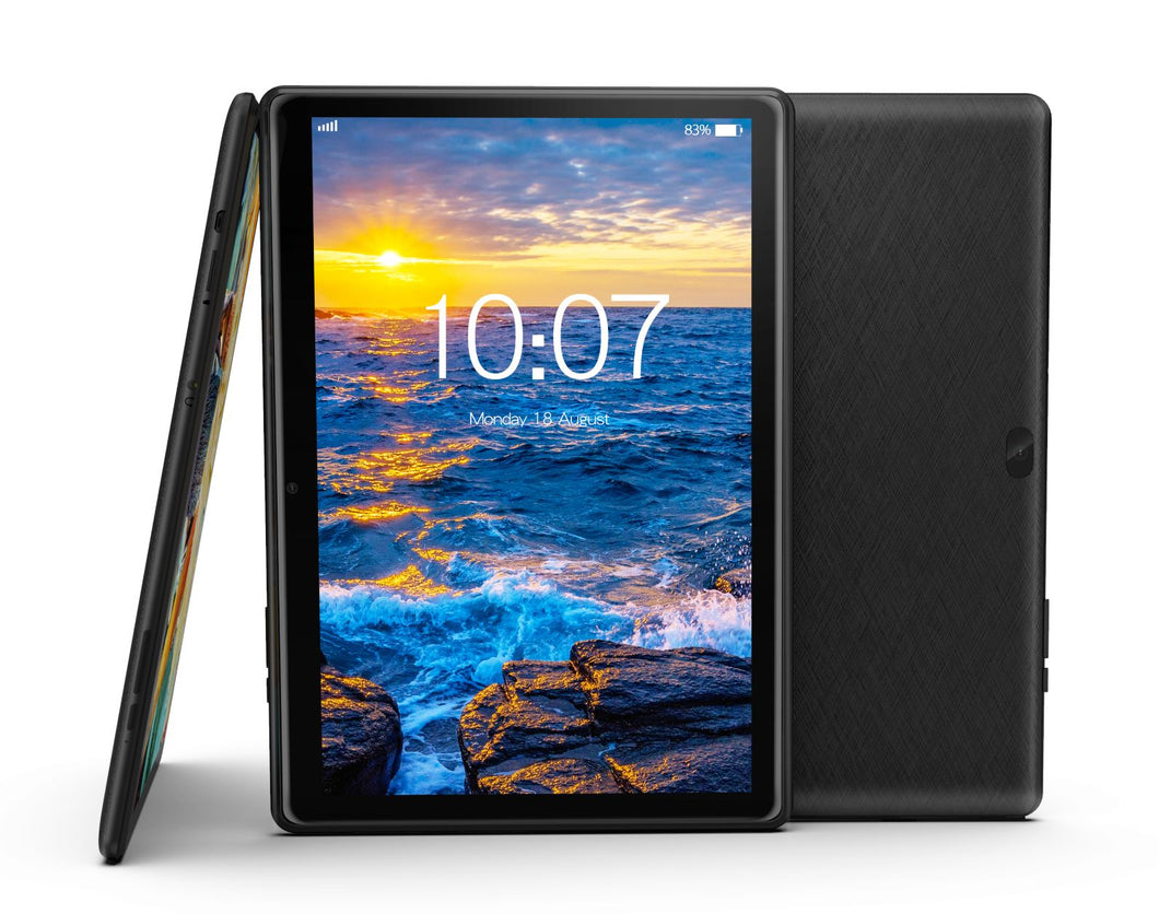 A1046G - 10 inch Android 10 Q OS Tablet with Case, Google Certified