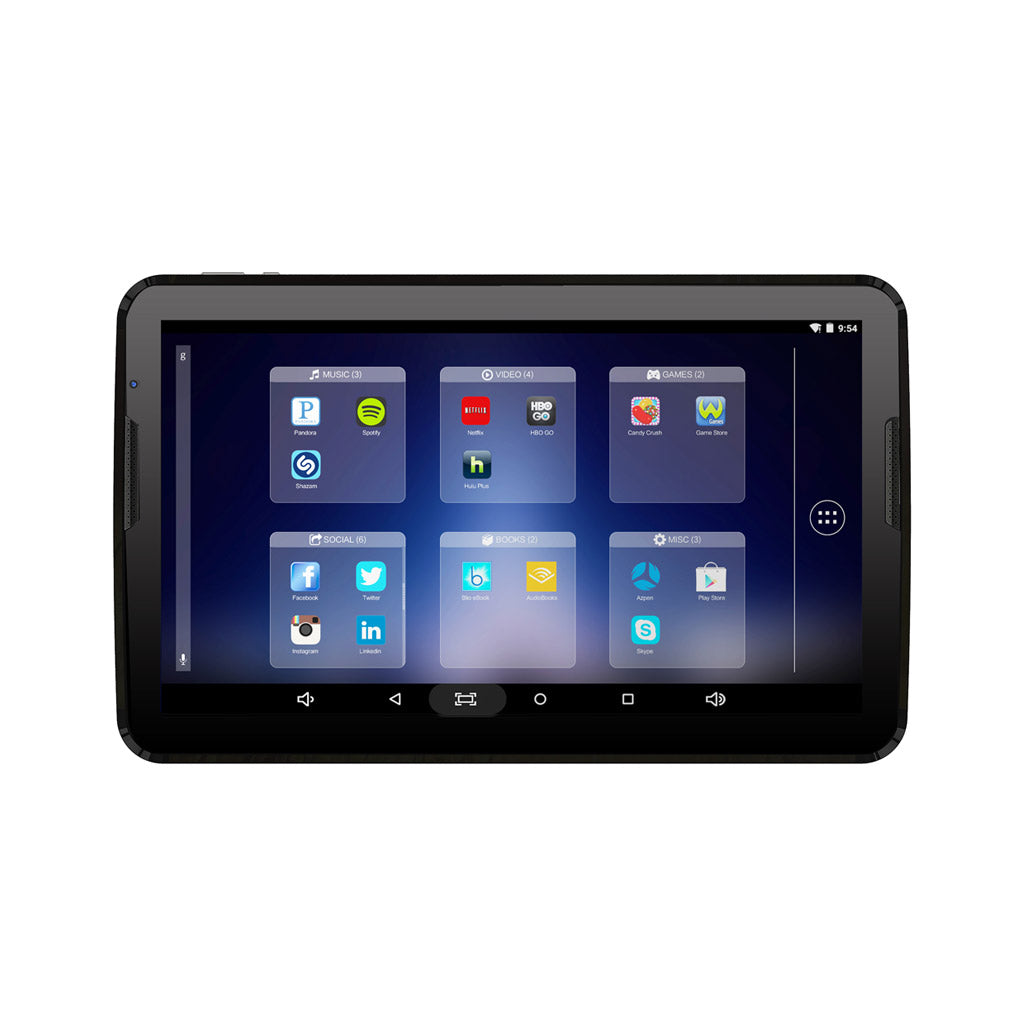 Azpen A1048 - 10 inch Tablet