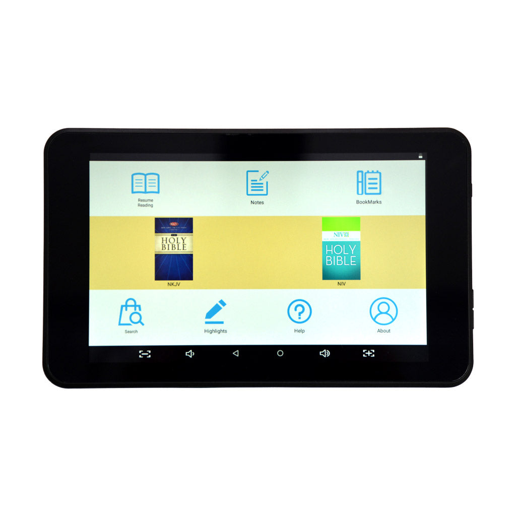 Azpen My e-Bible Tablet A747 - 7 inch Tablet