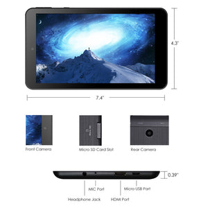 Azpen A750 - 7 inch Tablet