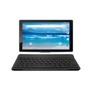 "A1046B 10.1"" Android 8.1 Tablet With Bluetooth Keyboard Bundle"