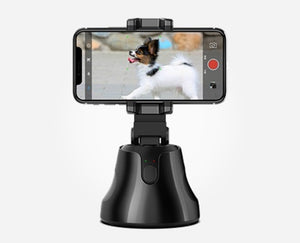 CamTrak- 360° Object Tracking Phone Holder Gimble