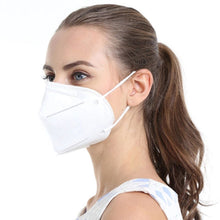 Face Mask Respirator Mask - 50 Pack