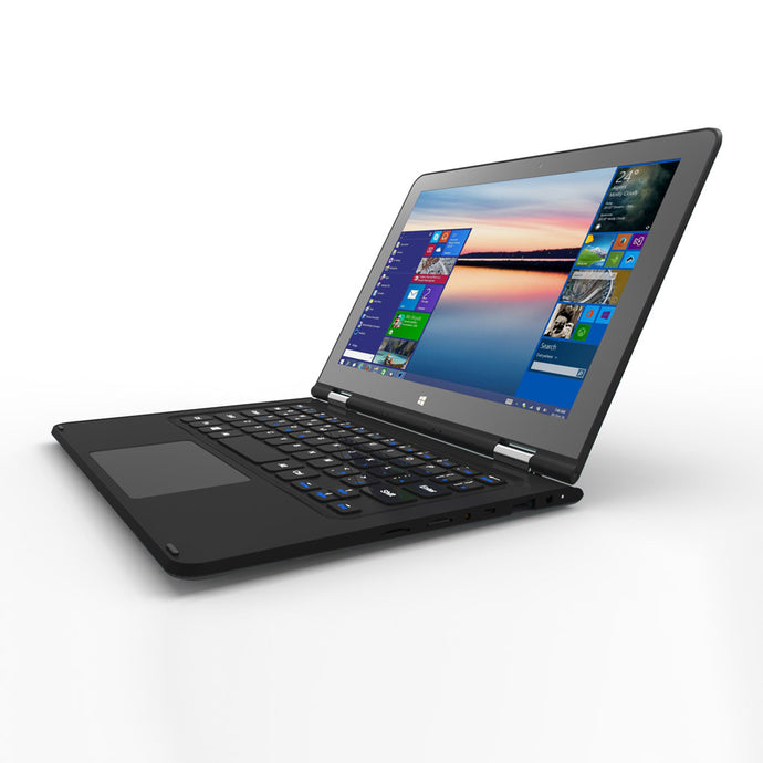 Azpen X1150 - 11.6 inch convertible 2-in-1 PC