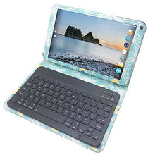 Azpen G1058B - 4G LTE 10 inch Unlocked Tablet w Bluetooth Keyboard Case