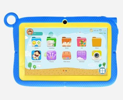 Wonder Tablet For Kids With 7 Inch Android 10 OS