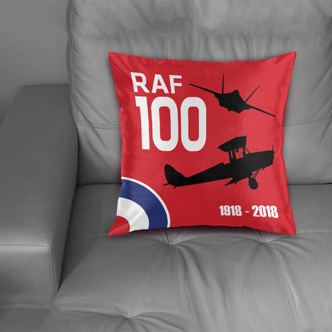 RAF 100 Centenary Cushion Covers - Military Gifts Direct