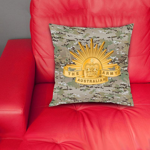 Australian Army Cushion Cover - Military Gifts Direct